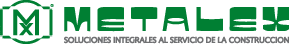 Logotipo Metalex